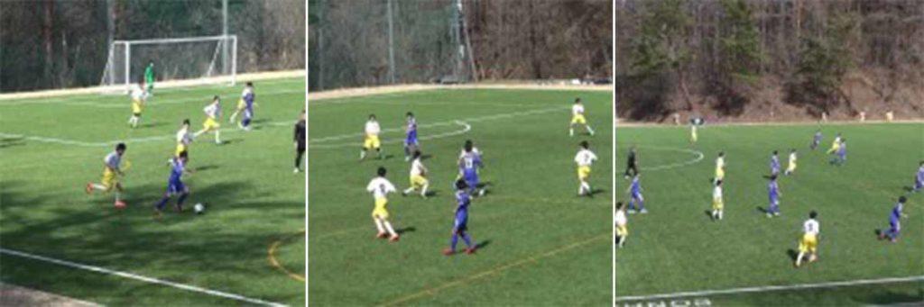 高円宮杯U-15サッカーリーグ2015長野第一節-試合写真2