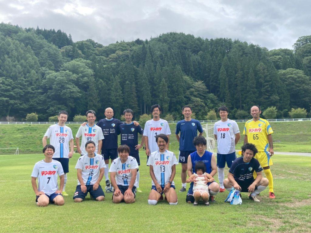 FCアビエスシニア-2020長野県シニアサッカー南信35リーグ~第1節~試合写真