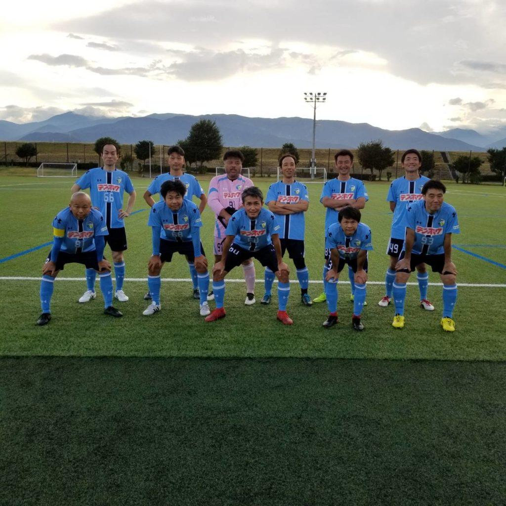 FCアビエスシニア-2020長野県シニアサッカー40リーグ~第4節~試合写真
