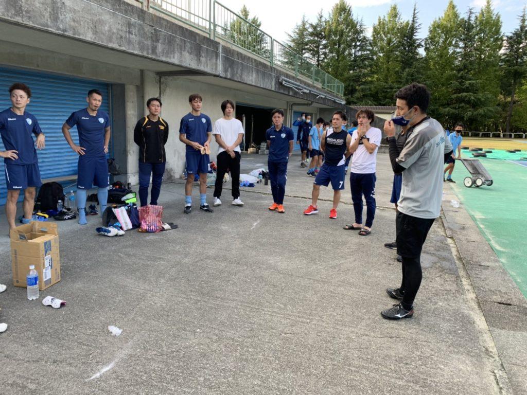FCアビエストップチーム第43回北信越チャレンジリーグ(2020)-第2節-試合画像