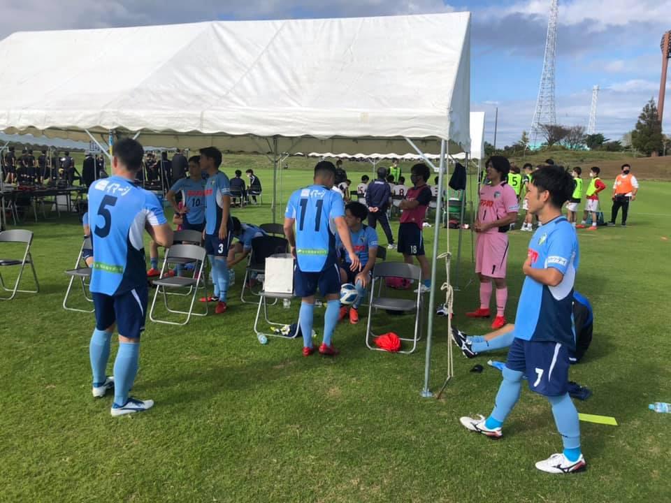 FCアビエス-第27回全国クラブチームサッカー選手権大会(2020)控えテント2