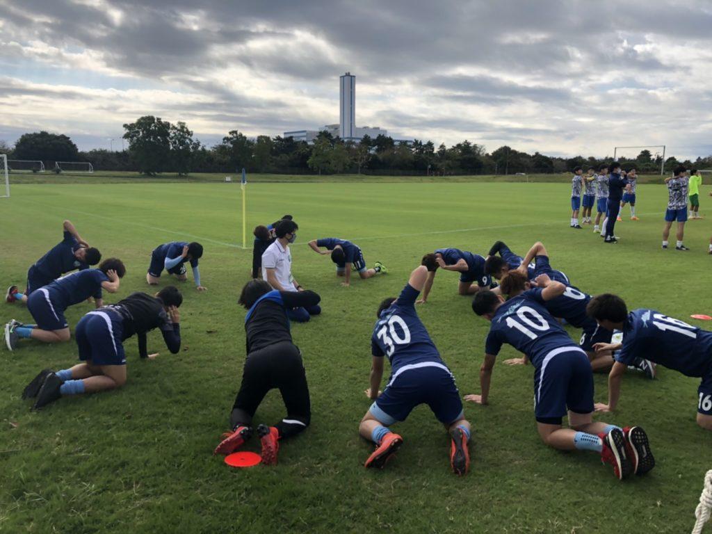FCアビエス-第27回全国クラブチームサッカー選手権大会(2020)アップ1