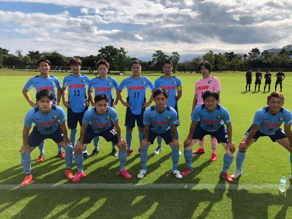 FCアビエス-第27回全国クラブチームサッカー選手権大会(2020)集合写真