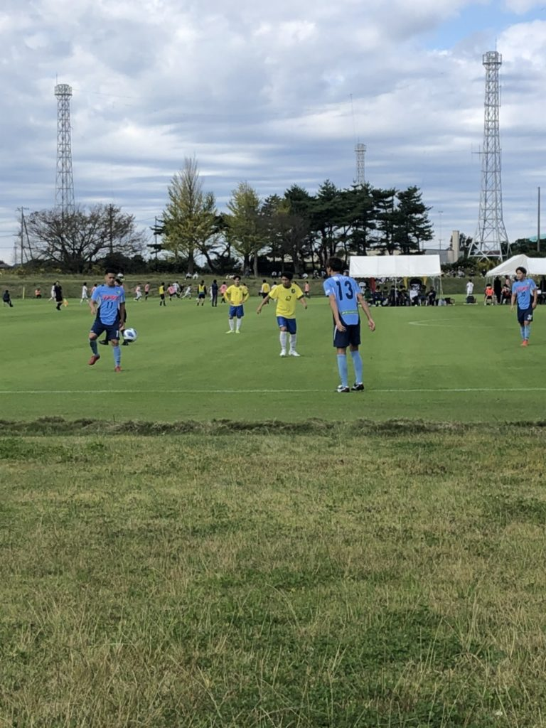 FCアビエス-第27回全国クラブチームサッカー選手権大会(2020)試合写真2