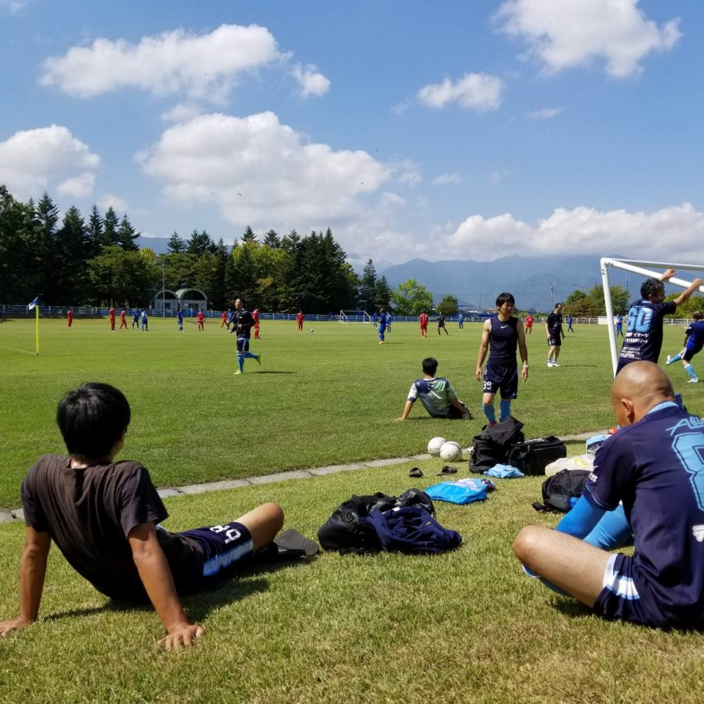 FCアビエス-2020長野県シニアサッカー40リーグ~第8節~松本広域サッカー場