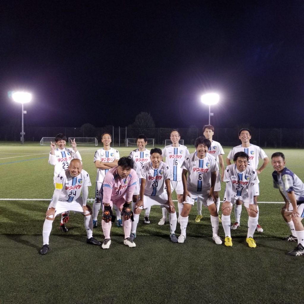 FCアビエス-2020長野県シニアサッカー40リーグ~第11節~集合写真1