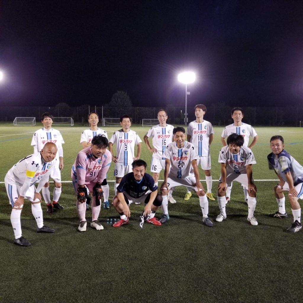 FCアビエス-2020長野県シニアサッカー40リーグ~第11節~集合写真2