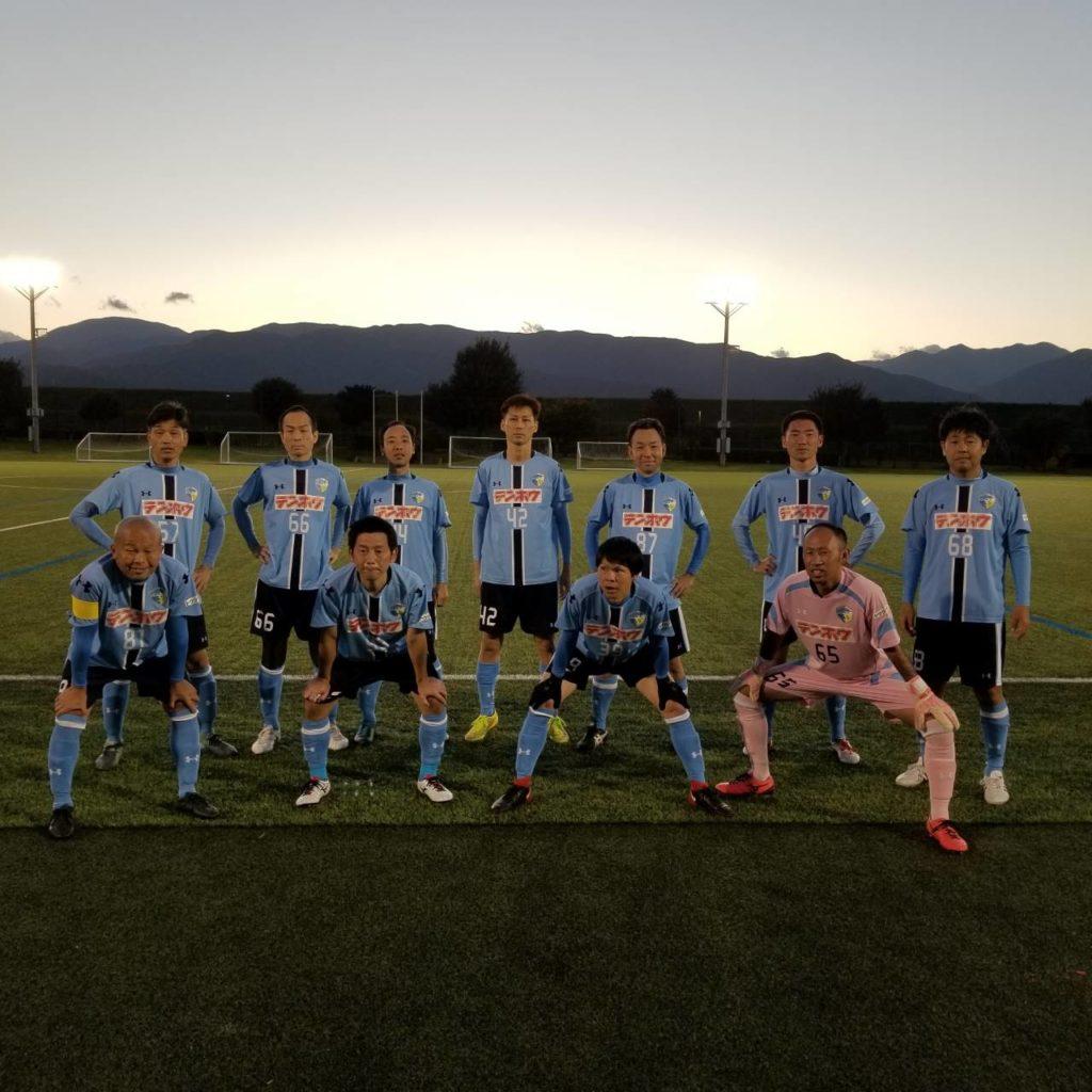 FCアビエス-2020長野県シニアサッカー40リーグ~第12節~集合写真2