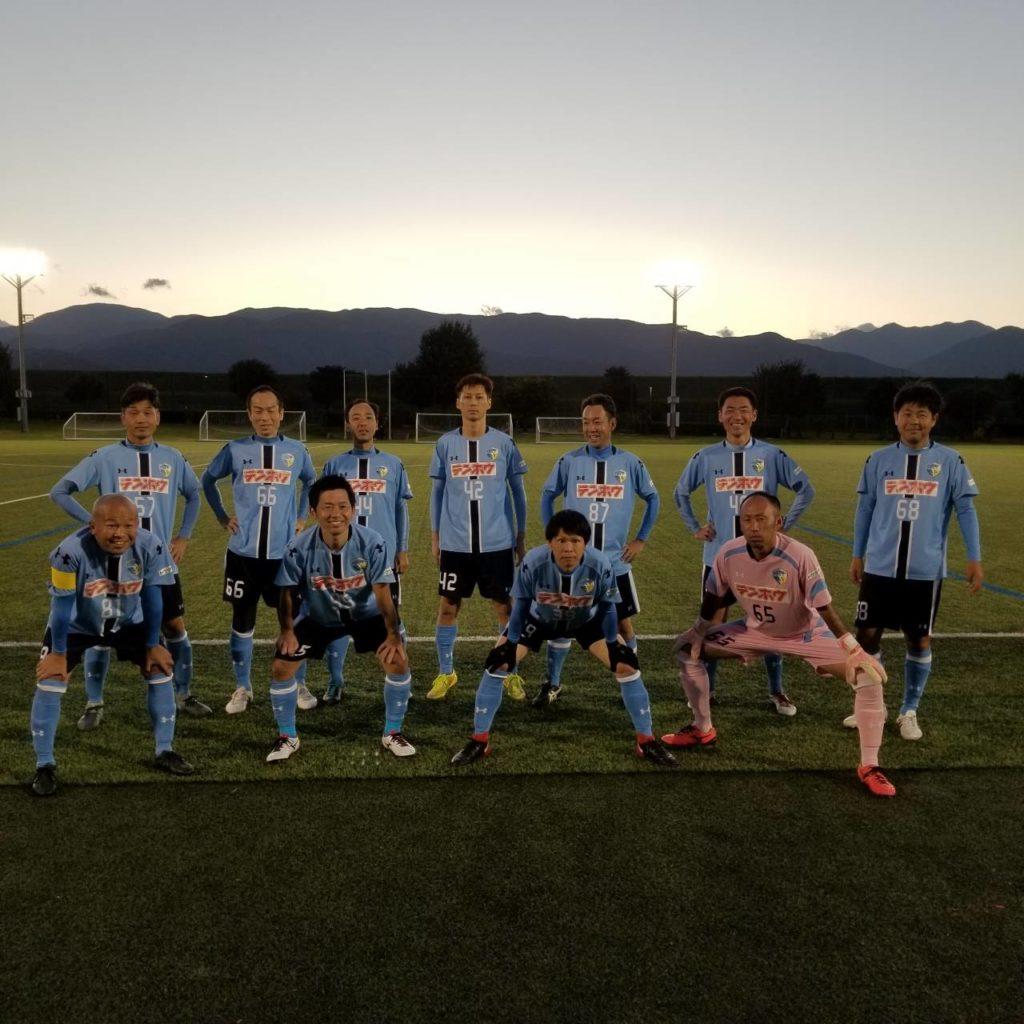 FCアビエス-2020長野県シニアサッカー40リーグ~第12節~集合写真3
