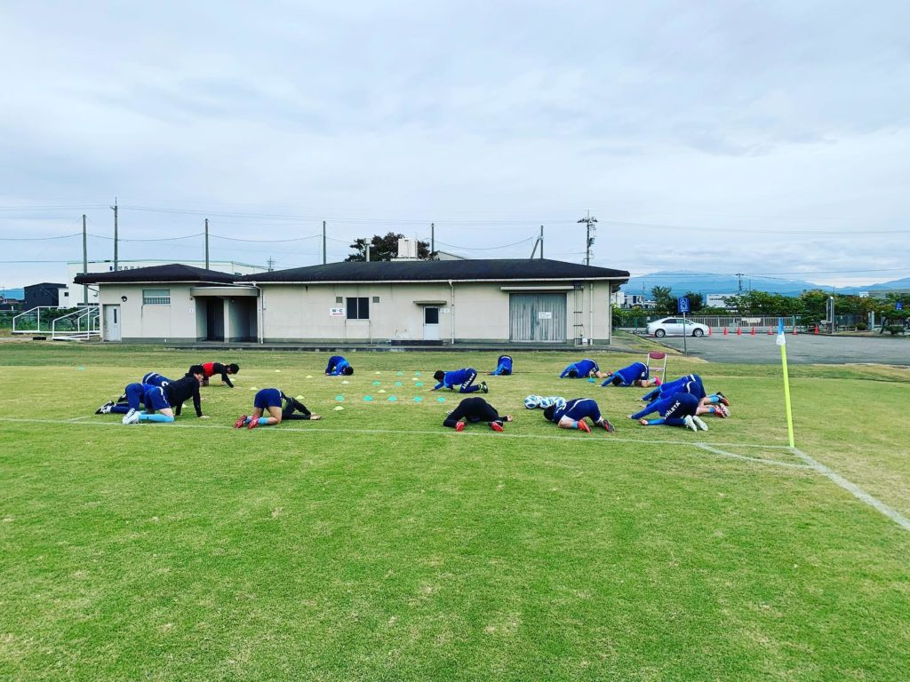 FCアビエストップチーム第43回北信越チャレンジリーグ(2020)-第4節-アップ