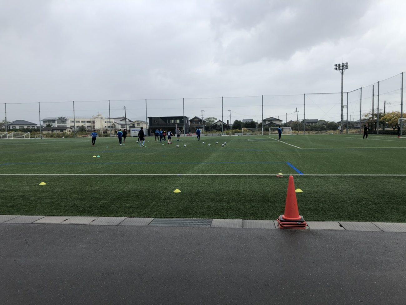 FCアビエス-第43回北信越チャレンジリーグ2020-第5節-西蒲区サルビアサッカー場(新潟県)
