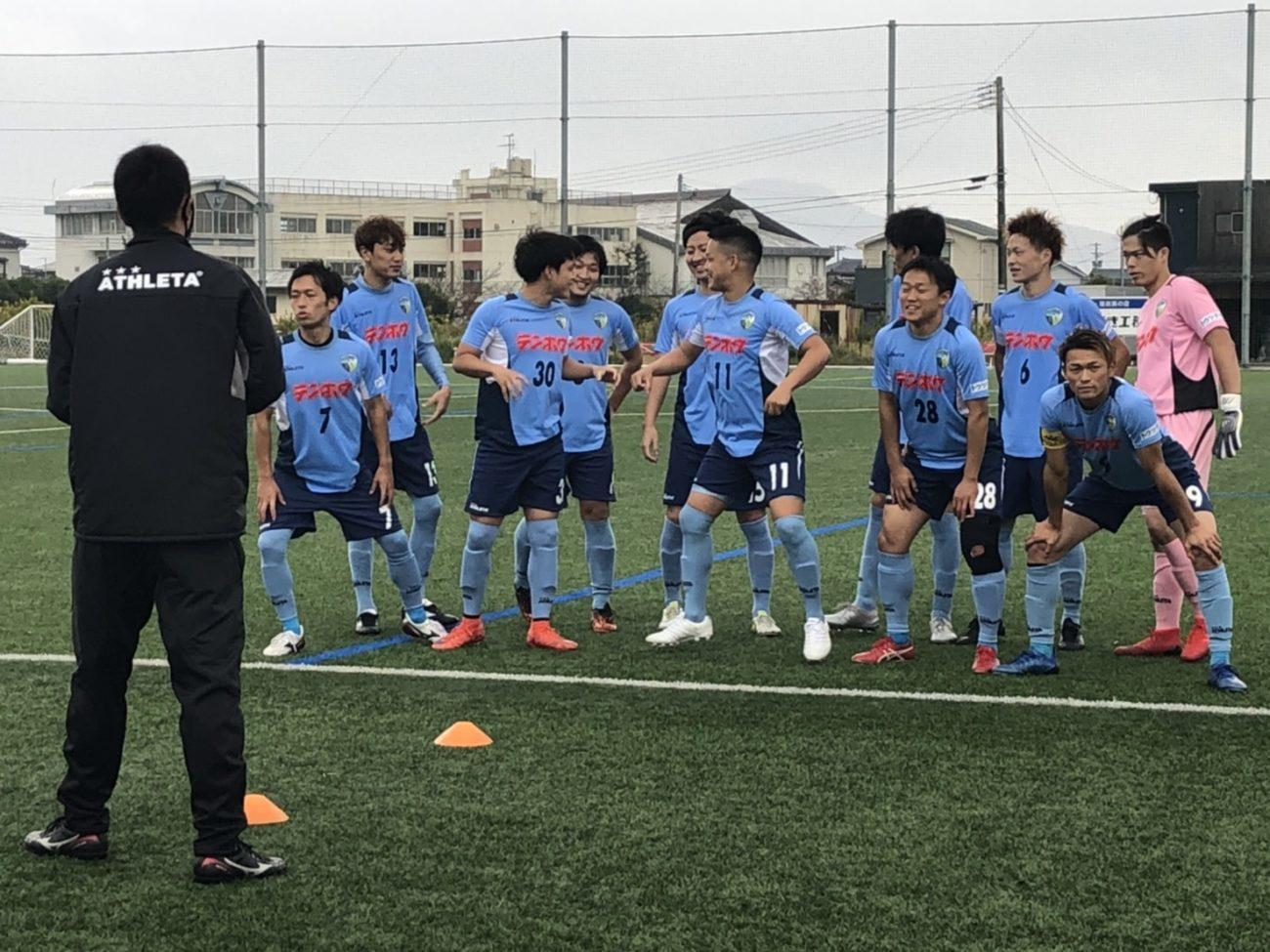 FCアビエス-第43回北信越チャレンジリーグ2020-第5節-集合写真テイク3