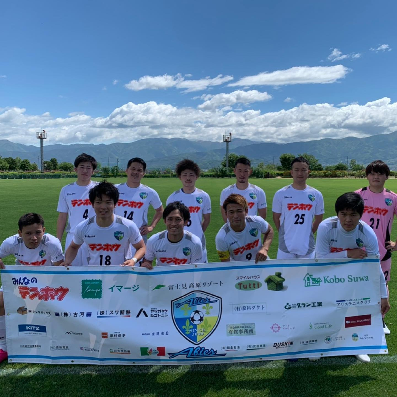 FCアビエスNFL-1部リーグ-第2節
