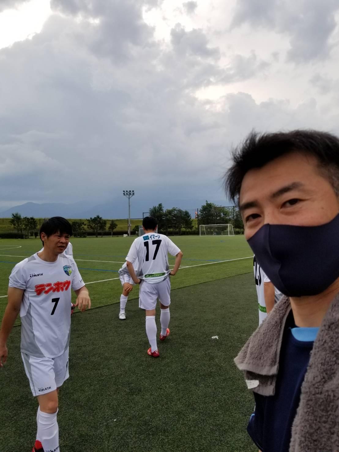 FCアビエスシニア40リーグ-第7節