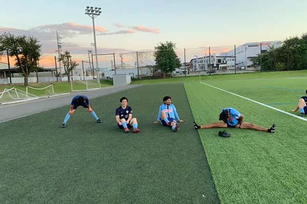 日本スポーツマスターズ2022サッカーFCアビエスシニア