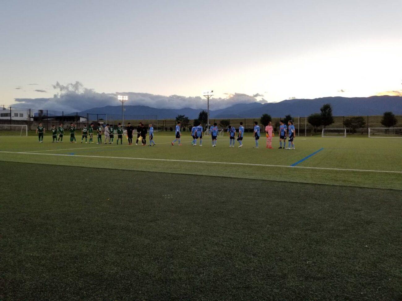 シニア40リーグ-第14節-FCアビエスシニアO40-試合前
